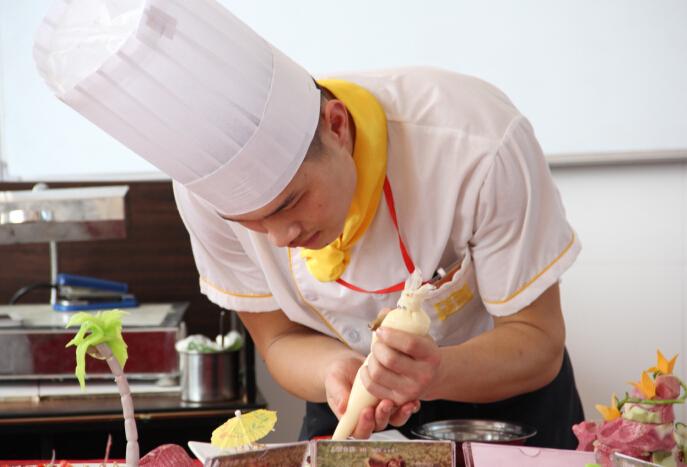 金牌五班热菜学习